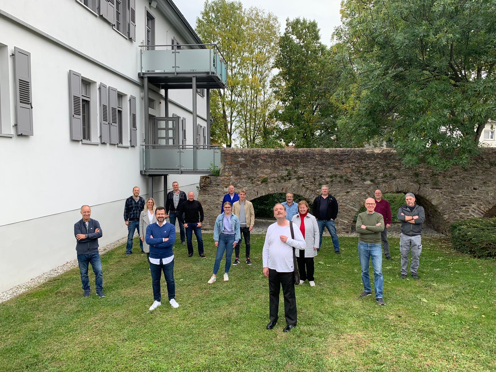 Mitgliederversammlung der Stimme Rosbach-Rodheim